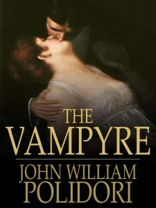 The Vampyre Book Cover